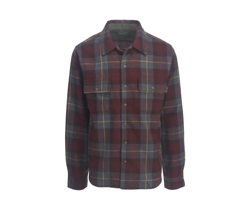 Men's Bering Washable Wool Shirt
