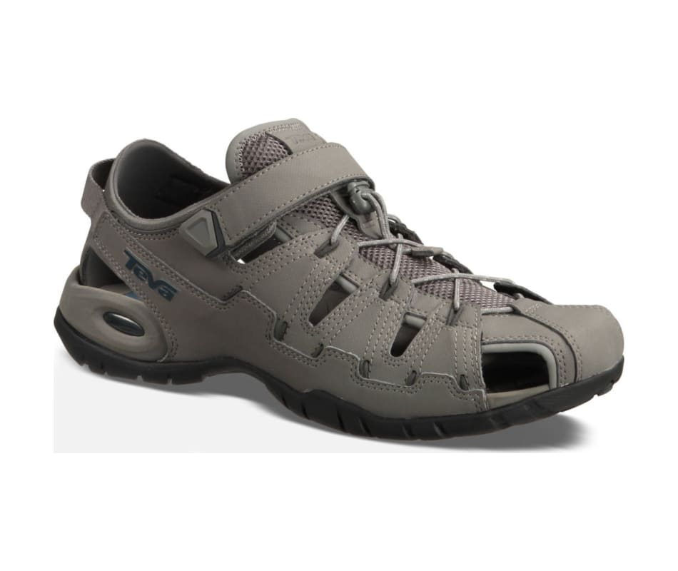 59fa81171 Teva Men s Dozer 4 Sandal Charcoal Grey - 9.5