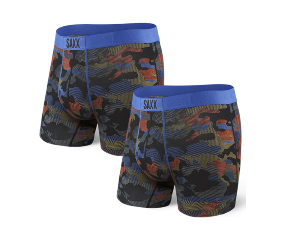 Vibe Boxer Modern Fit - 2 Pack