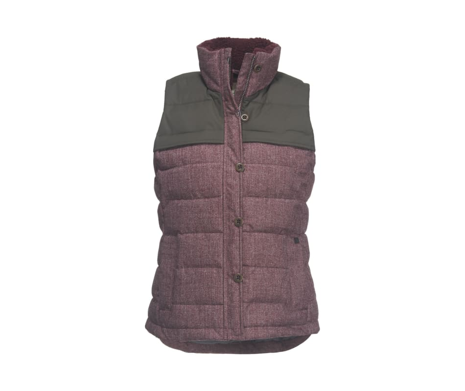 Women's Bitter Chill Wool Loft Vest