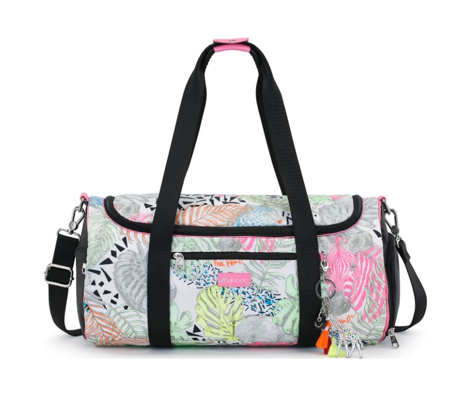 ea0671d6fcf5 Sakroots Gym Duffel Bag - Neon Wildlife