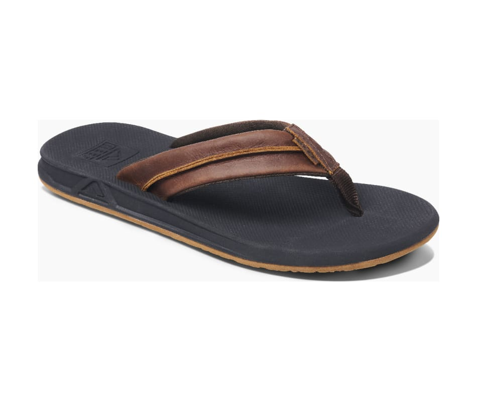 Men's Leather Element Tqt Sandal
