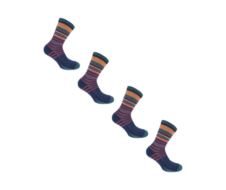 Eurosock Striped - 4 Pack