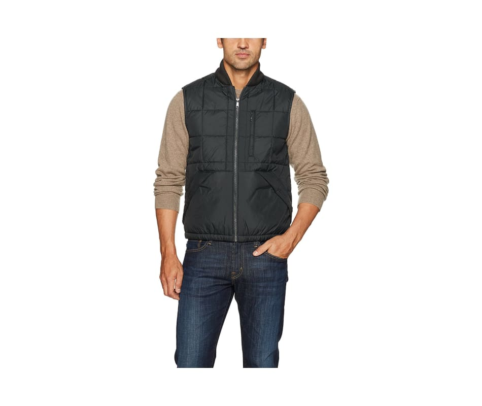 Men's Exploration Heritage Eco Rich Packable Vest