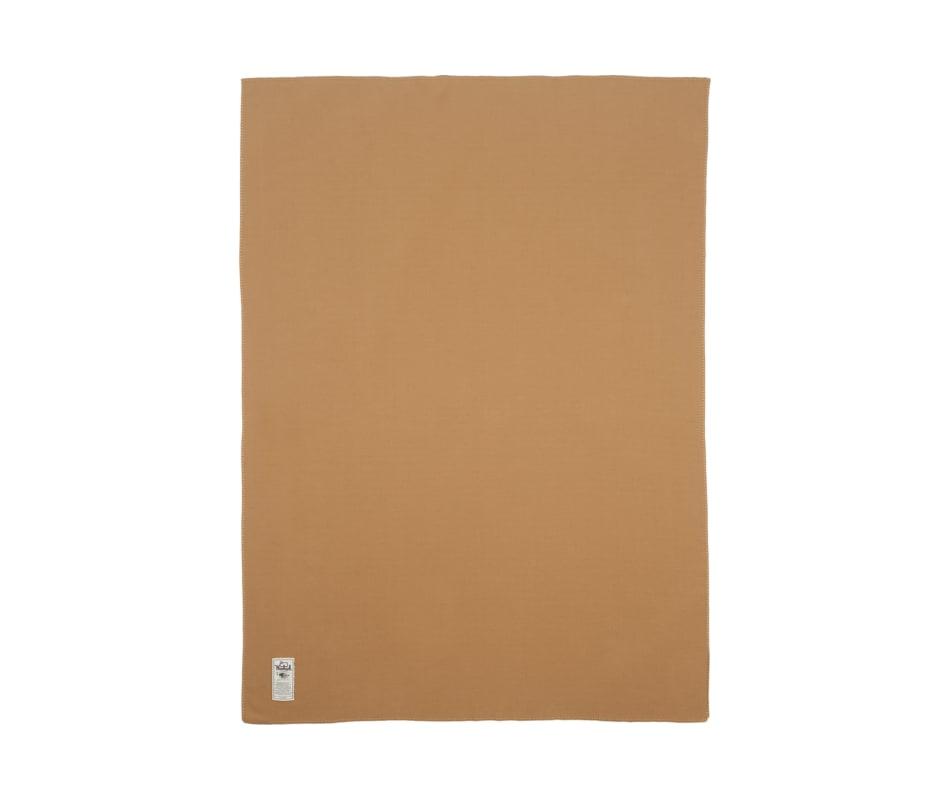 Solid 100% Soft Wool Blanket (56