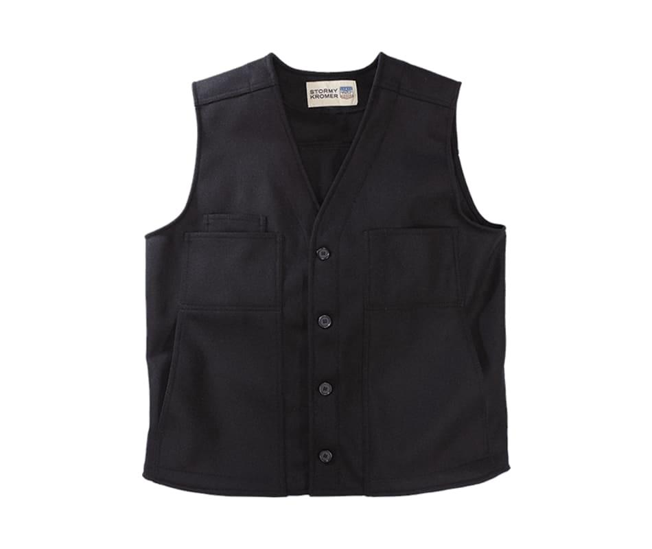 Stormy Kromer Men's The Button Vest