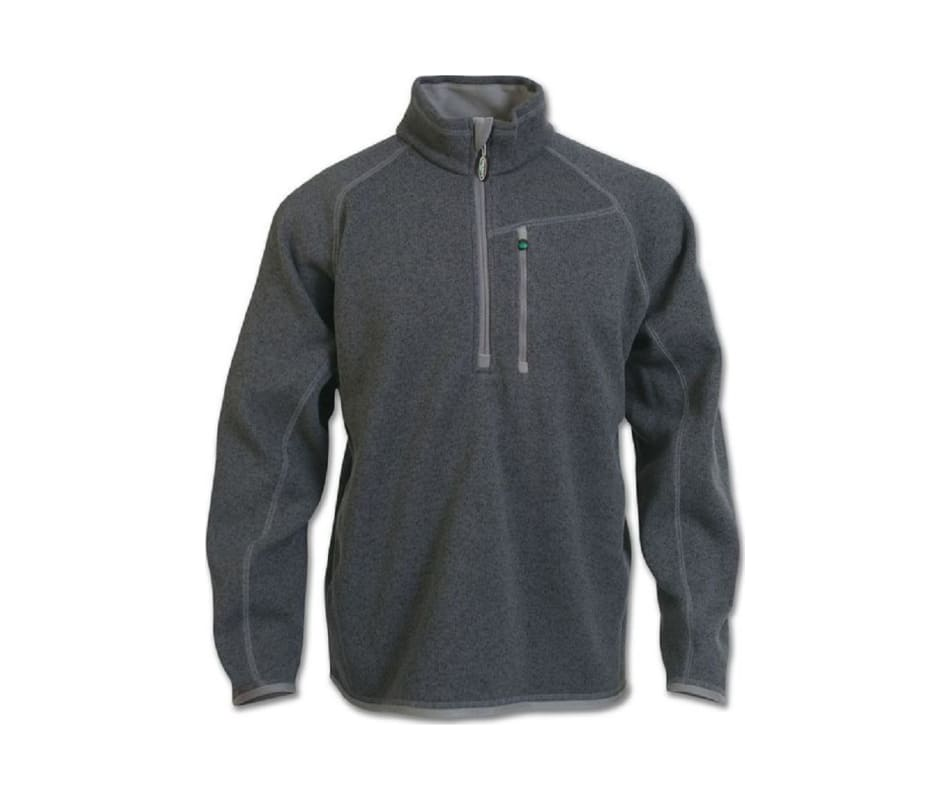 Men's Staghorn Fleece Pullover