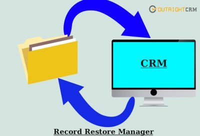 record restore manager