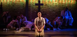 Arcola Queer Collective: Corpus Christi A must see play for lovers of queer theatre