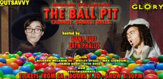 The Ball Pit! With Hans Euff!