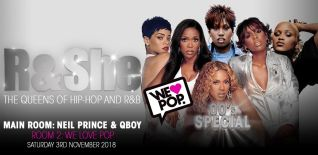 R & She: 00s Special !