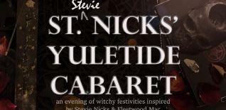 St. (Stevie) Nicks Yuletide Cabaret!