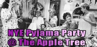 NYE Pyjama Party at The Apple Tree
