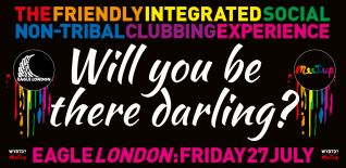 Will you be there darling?