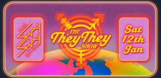 The ShayShay Show ~ The TheyThey Show