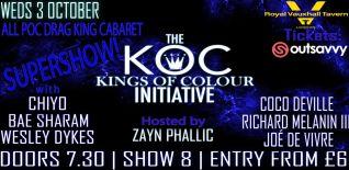 The KOC Initiative IX: Super Show!