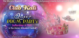 Club Kalis Queer Prom Party!