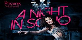 A Night In Soho with Vanity von Glow