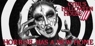 Cybils Halloween House 3