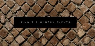 Single & Hungry Dinner - 20th October 2018