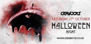 Desi Boyz Halloween Night