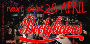 28 April: Bootylicious Spring Ball at Union