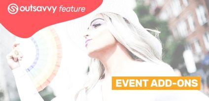 OutSavvy Feature: Event Add-Ons