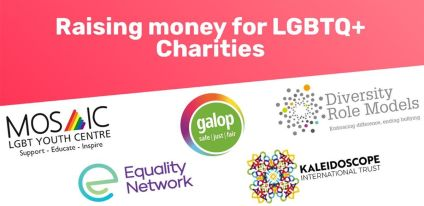 OutSavvy Feature: Raising money for LGBTQ+ Charities