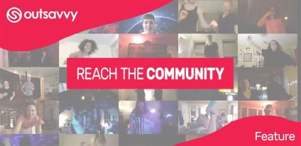 OutSavvy Feature: Reach the community with OutSavvy