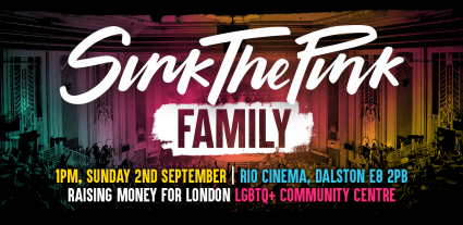 Sink The Pink Family : Film Fest