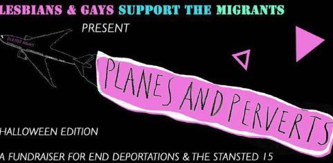 LGSMigrants present: Planes and Perverts! Halloween party