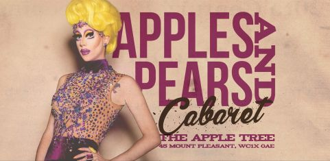 Apples and Pears Cabaret