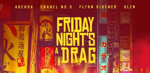 Friday Night's a Drag with Ophelia Love