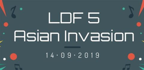 LDF 5 - ASIAN INVASION