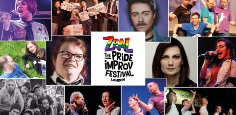 Zeal: The Pride Improv Festival - Closing Night!