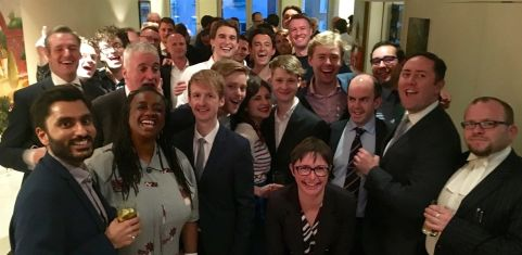 LGBT+ Conservatives Candidates Fundraiser @ Above the Stag Theatre