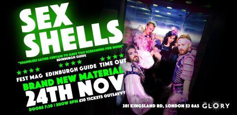 Sex Shells November Show