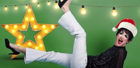 Liza Minnelli's Christmas Comedown