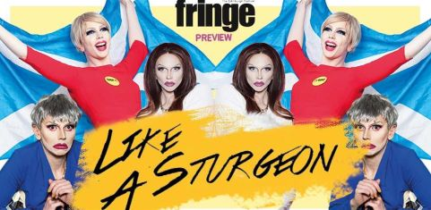 Like a Sturgeon: Fringe 2018 Preview