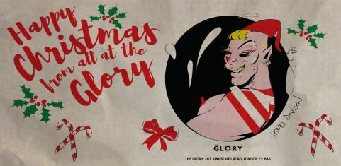 The Glory's Christmas Variety Show