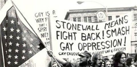 Gay Liberation Front tour of Soho - Celebrating Stonewall at 50