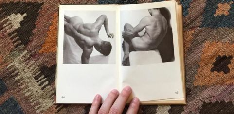 Naked Boys Reading: Cruising Adrian's Archive