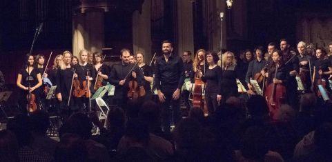 London Euphonia Orchestra plays Leung (world premiere), Mozart, Dvorak