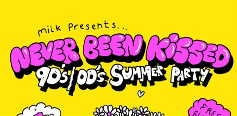 Never Been Kissed 90s/00s Summer Party!