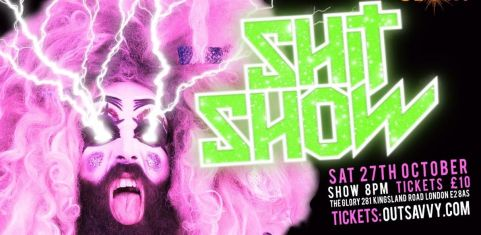Shit Show - Halloween Special!