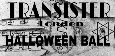 TRANSISTER Halloween ball