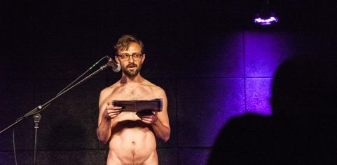 Naked Boys Reading: Naked