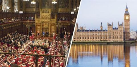 GPN at the House of Lords