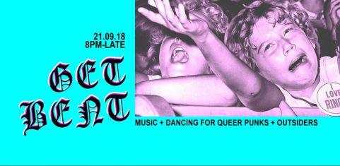 GET BENT! queer punk dance party