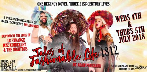 Tales of Fashionable Life  (LONDON)